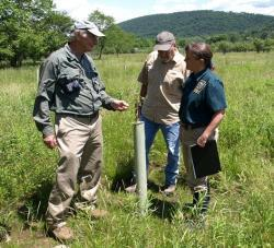Conservationists confer in Georges Valley