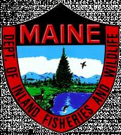 Maine Department of Inland Fisheries & Wildlife Logo