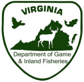 Virginia Department of Game and Inland Fisheries Logo